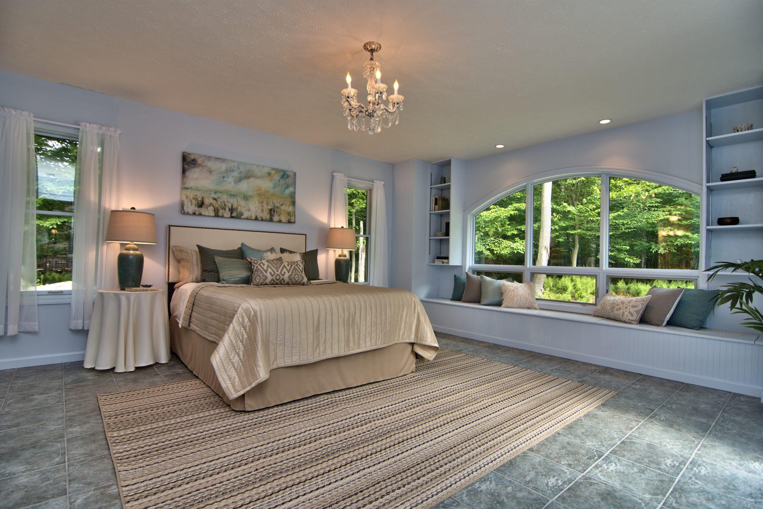 Master Bedroom View 01